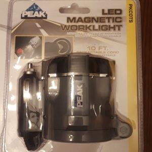 NWT LED Magnetic Worklight